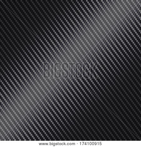Carbon Fiber Seamless Vector Texture