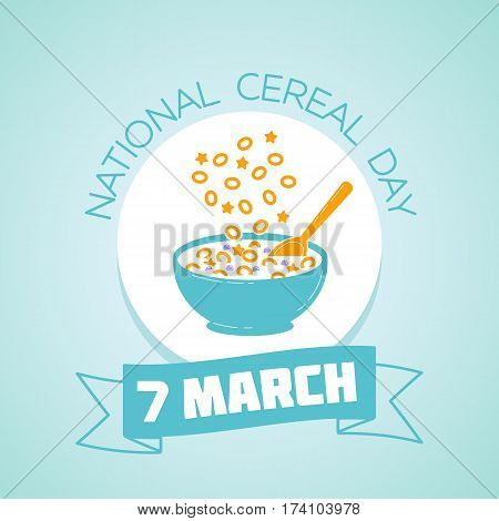7 March  National Cereal Day