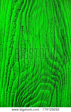 Green filter - realistic natural wood texture for Background.
