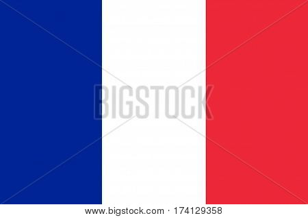 Flag of France is a sovereign state including territory in western Europe
