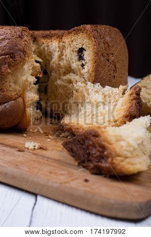 Butter Cake With Poppy Seeds