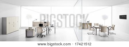 modern office interiors