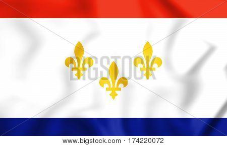 +++new_orleans,_louisiana_flag