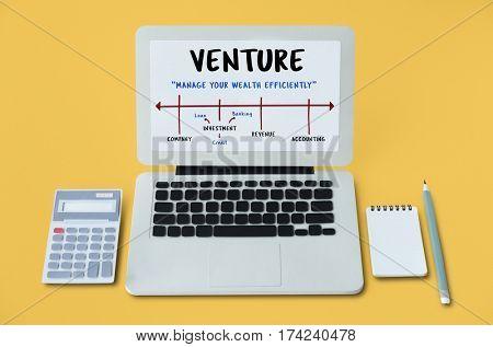 Forex Stock Venture Economics poster
