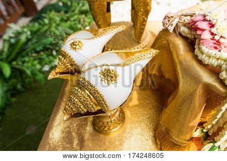 Wedding Ceremony Thailand Also called wedding ceremony watering relaunch.