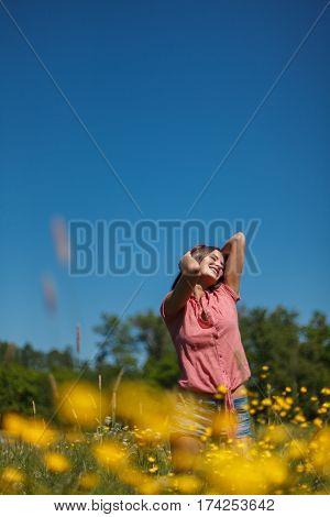 Summer Woman
