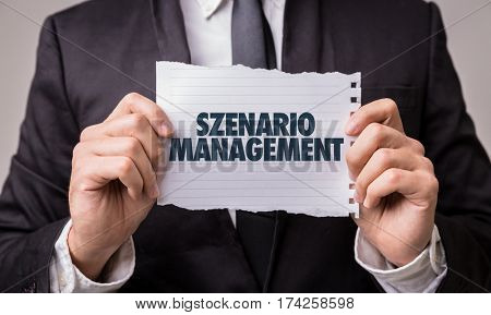 Scenario Management (in German)