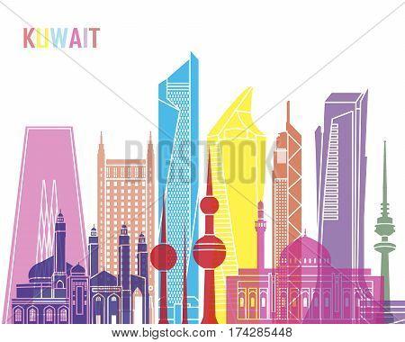Kuwait V2 Skyline Pop