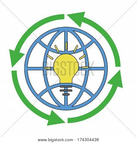 Circular Economy Product And Material Flow
