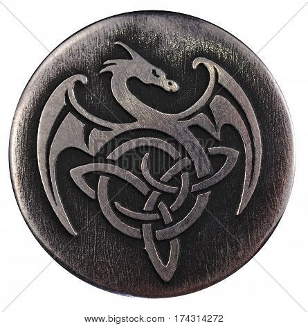 Dragon - a perfect being, for whom nothing is impossible. It reminds man of his higher purpose helps to be fully realized in the business, to achieve prosperity and success.