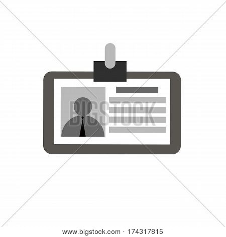 vector photo name identification security illustration text
