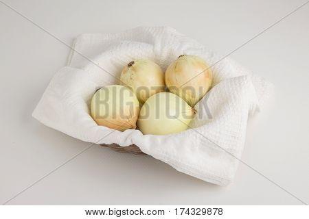 Hikey White Onion