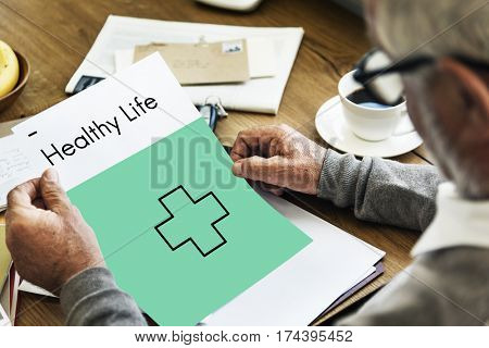 Health Wellbeing Life
