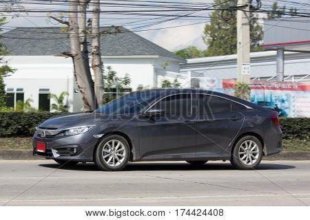 Private Car, New Honda Civic.