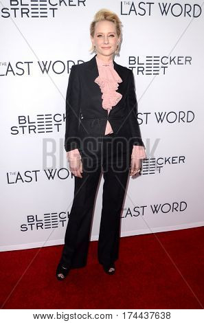 LOS ANGELES - MAR 1:  Anne Heche at the