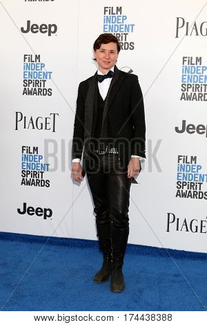 LOS ANGELES - FEB 25:  Kimberly Pierce at the 32nd Annual Film Independent Spirit Awards at Beach on February 25, 2017 in Santa Monica, CA