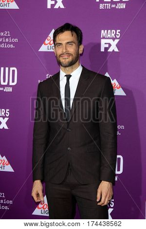 LOS ANGELES - MAR 1:  Cheyenne Jackson at the