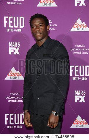 LOS ANGELES - MAR 1:  Damson Idris at the
