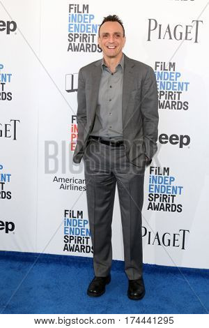 LOS ANGELES - FEB 25:  Hank Azaria at the 32nd Annual Film Independent Spirit Awards at Beach on February 25, 2017 in Santa Monica, CA