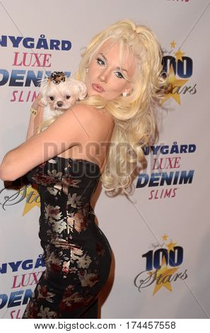 LOS ANGELES - FEB 26:  Courtney Stodden at the 27th Annual Night of 100 Stars Oscar Viewing Gala at the Beverly Hilton Hotel on February 26, 2017 in Beverly Hills, CA