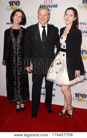 LOS ANGELES - FEB 26:  Don Murray guests at the 27th Annual Night of 100 Stars Oscar Viewing Gala at the Beverly Hilton Hotel on February 26, 2017 in Beverly Hills, CA