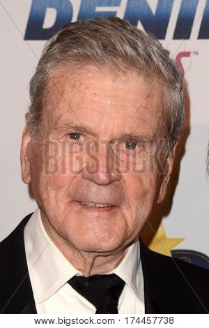 LOS ANGELES - FEB 26:  Don Murray at the 27th Annual Night of 100 Stars Oscar Viewing Gala at the Beverly Hilton Hotel on February 26, 2017 in Beverly Hills, CA