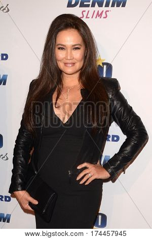 LOS ANGELES - FEB 26:  Tia Carrere at the 27th Annual Night of 100 Stars Oscar Viewing Gala at the Beverly Hilton Hotel on February 26, 2017 in Beverly Hills, CA