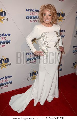 LOS ANGELES - FEB 26:  Tanya Tucker at the 27th Annual Night of 100 Stars Oscar Viewing Gala at the Beverly Hilton Hotel on February 26, 2017 in Beverly Hills, CA