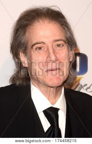 LOS ANGELES - FEB 26:  Richard Lewis at the 27th Annual Night of 100 Stars Oscar Viewing Gala at the Beverly Hilton Hotel on February 26, 2017 in Beverly Hills, CA