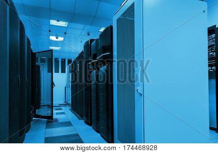 Modern web network and internet telecommunication technology