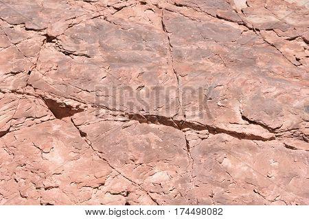 Natural background: stone surface. Altiplano Bolivia South America