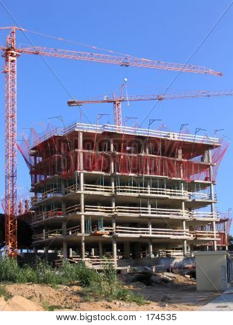 New Construction Building