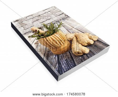 Book Of Ginger And Herbs