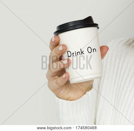 Coffee Cup Paper Mug Break