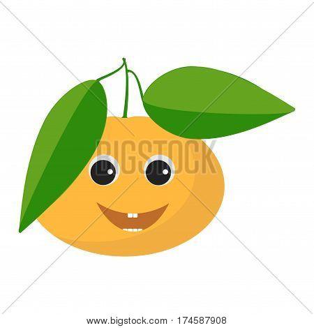 Grapefruit Character Icon