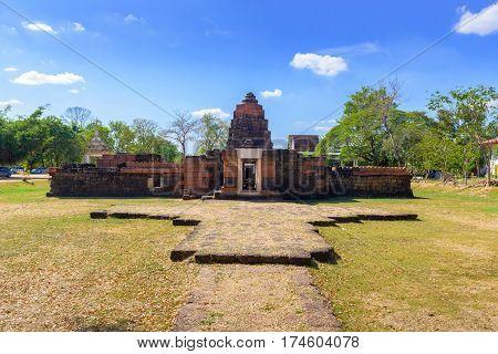 Prang Ku In Roi-et,thailand