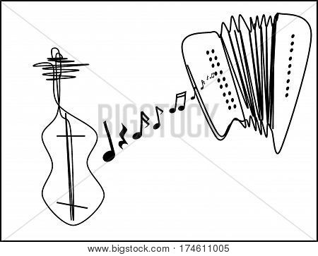 musical instruments. oid musical instruments nrw music.