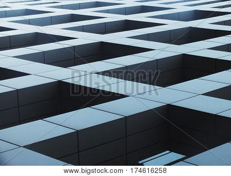 Architectural Geometry, geometry in architecture, linear perspective