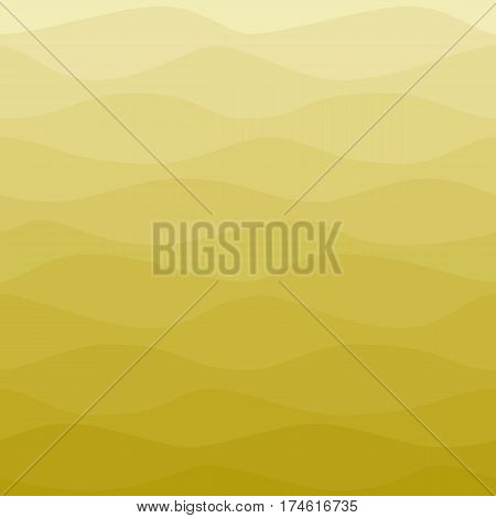 Seamless yellow sunshine pattern. Gradual color waves background. Summer time, sun, spring, warm days. Graphic design element for web sites, stationary printables, fabric, scrapbooking, corporate identity etc.
