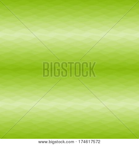 Seamless yellow green spring pattern. Fresh grass easter background. Gradual color waves background. Graphic design element for web sites fabric scrapbooking greeting cards. Vector illustration