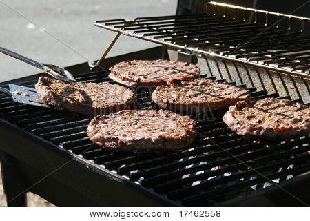 Bar-B-Que Beef Patties
