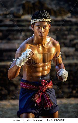 Martial arts of Muay ThaiThai Boxing Muay Thai