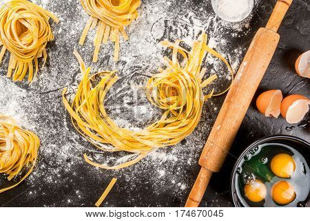 Homemade Fresh Raw Pasta