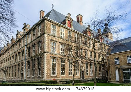 Major Seminary In Bruges, Belgium