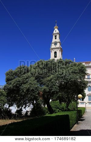 The Sanctuary of Fatima, Basilica of Our Lady of Fatima, Portugal