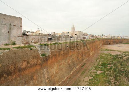El Jadida Defensive Wall