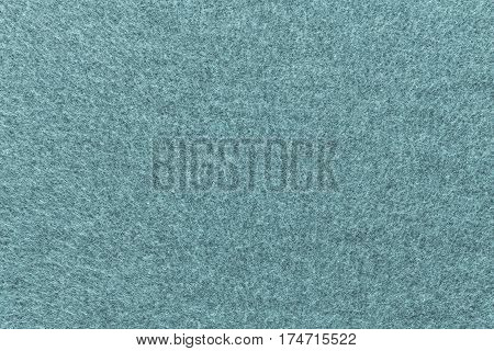 background and texture of pale blue green color of fleece fabric in big resolution