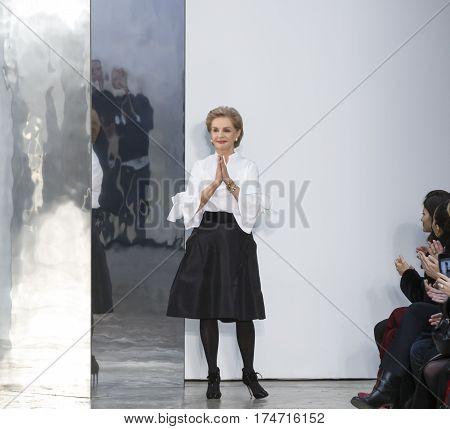 Carolina Herrera - Fall 2017 Collection
