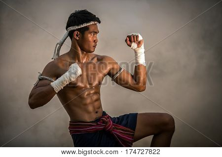 Martial arts of Muay ThaiThai Boxing Muay Thai