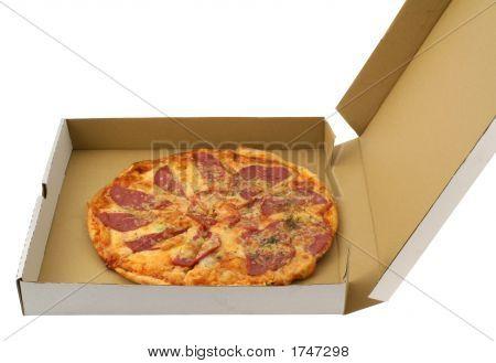 Pizza In Box #2